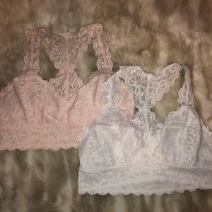 ‼️2 FOR $28‼️2 SET LACEY BRALETTES